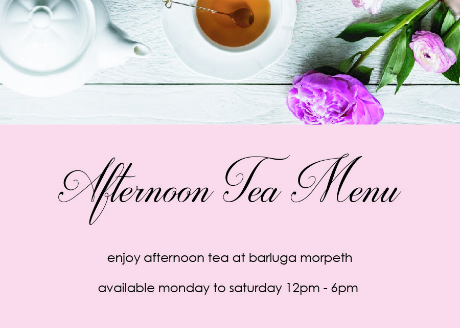 Afternoon Tea @ Morpeth