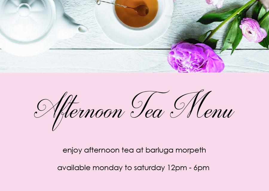 Afternoon Tea @ Morpeth