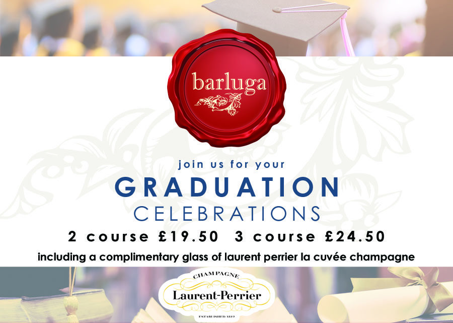 Graduation @ Barluga Grey Street 1st – 26th July