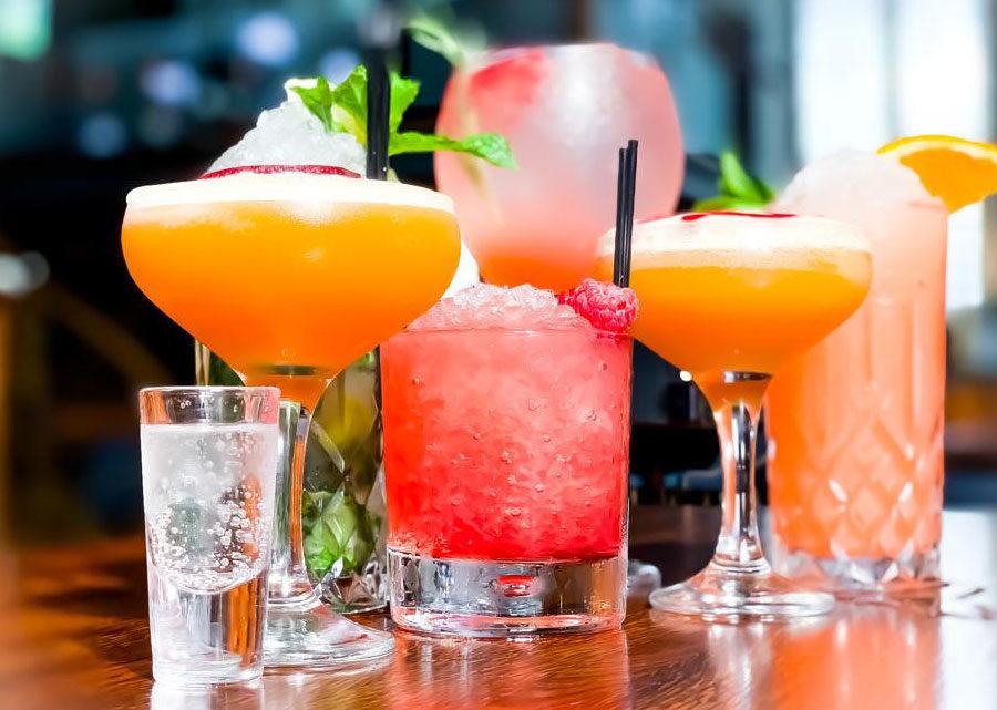 2 – 4 – £10 Cocktails